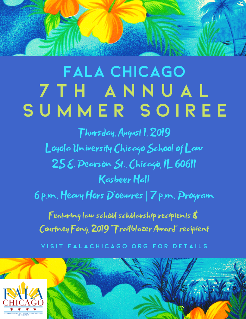 2019 Summer Soiree