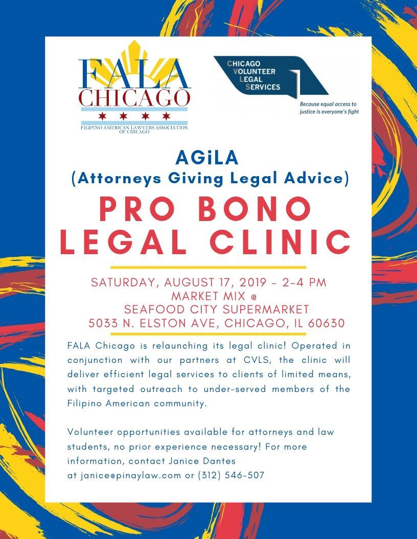 AGiLA Pro Bono Legal Clinic