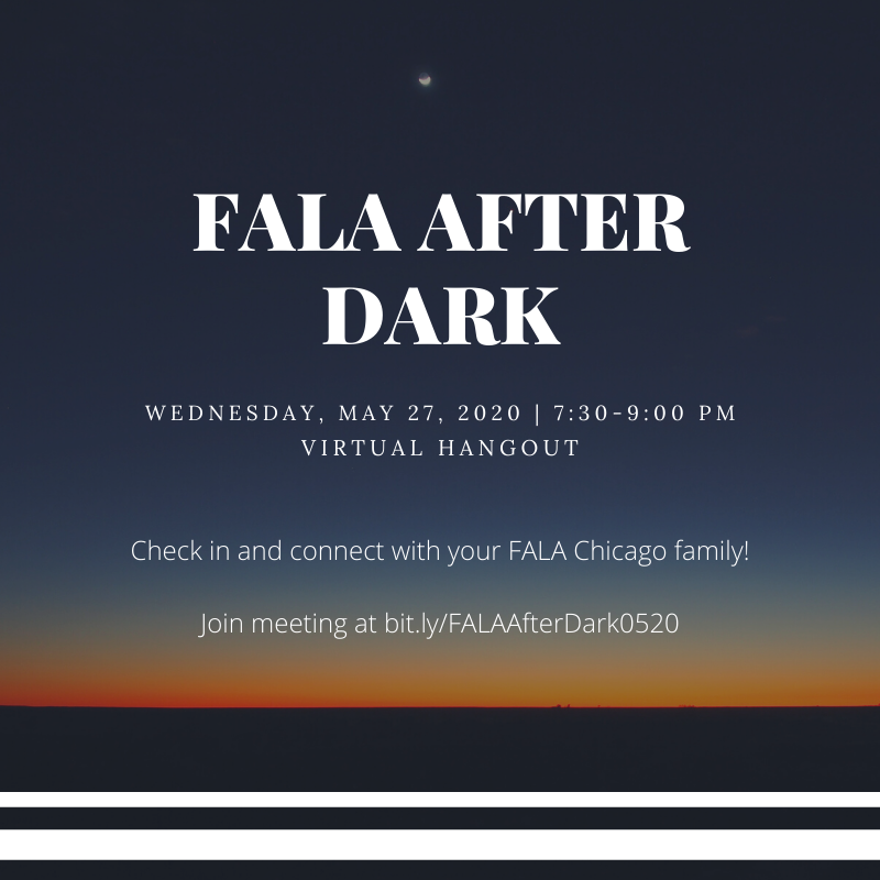 FALA After Dark - May Edition