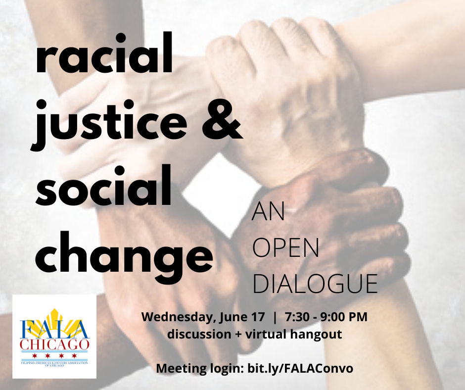 Racial Justice & Social Change: An Open Dialogue