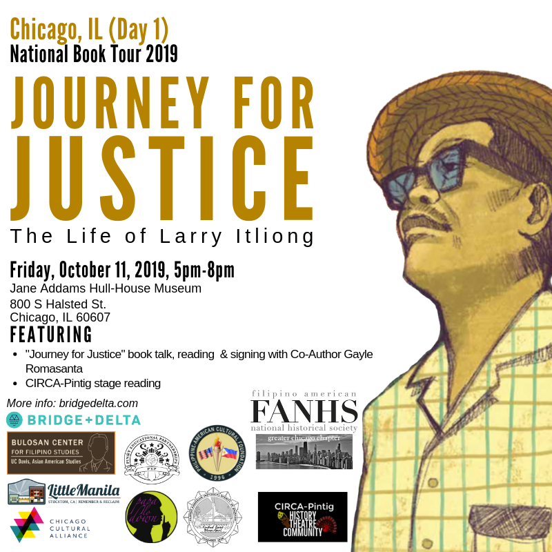 Journey for Justice Book Tour (Day 1)