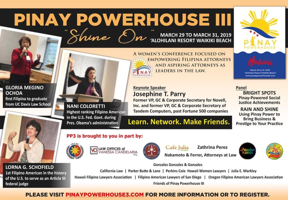Pinay Powerhouse III